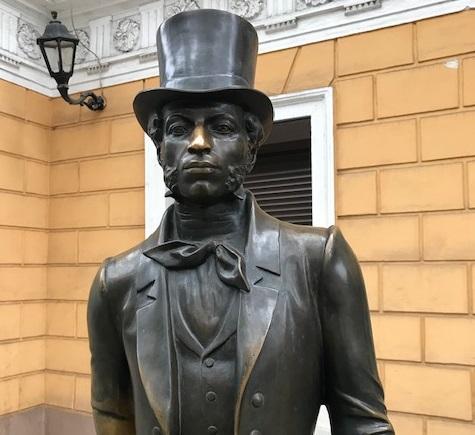 Aleksandr Puşkin'in merdivenleri - Edebiyat