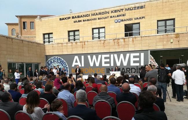 Mezopotamya'da bir Çinli: Ai Weiwei Mardin'de - Sanat