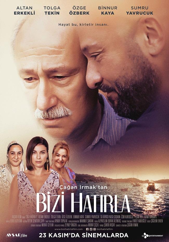 Çağan Irmak'ın yeni filmi ''Bizi Hatırla''dan afiş yayınlandı - Sinema