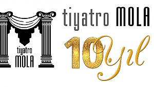 Tiyatro Mola 10. yılını kutluyor