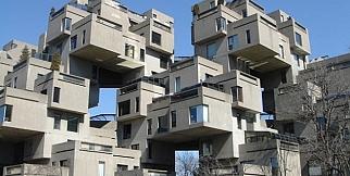 Birbirinden ilginç mimari yapılar