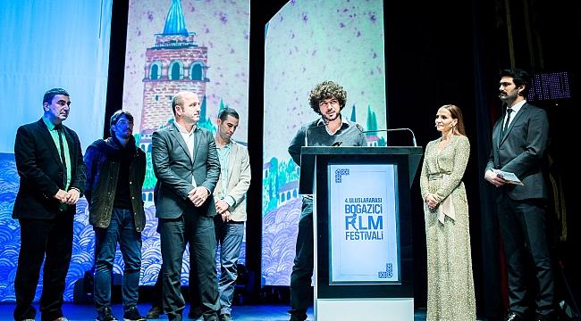 Boğaziçi Film Festivali'nin en iyisi 'Albüm' oldu