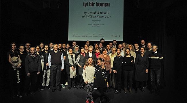 15. İstanbul Bienali'nin başlığı açıklandı: iyi bir komşu