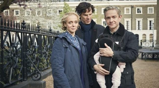 Sherlock, 4. sezonuna Ocak 2017'de başlıyor.