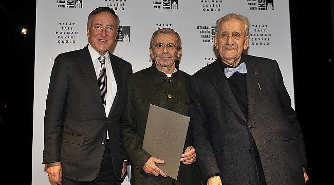 Talât Sait Halman Çeviri Ödülü'nün sahibi belirlendi