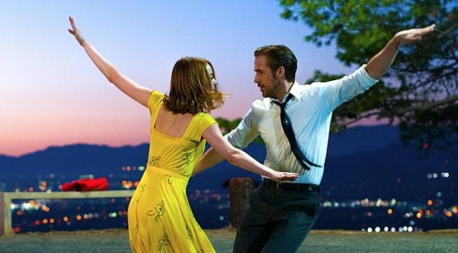 Altın Küre ödüllerine La La Land damgası