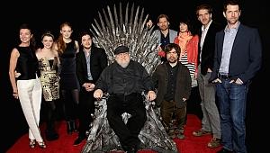 Game of Thrones'un yazarından müjdeli haber