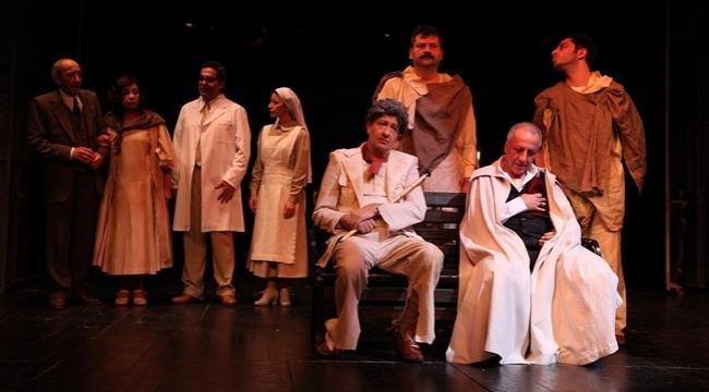 Naşit'ten Naşit'e kalan 100 yıllık tiyatro yolculuğu