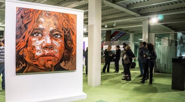 Suriyeli ve Türkiyeli sanatçılardan