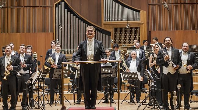 Turkish Brass Filarmoni CRR Konser Salonu'nda