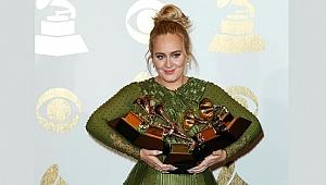 59. Grammy Ödülleri'ne Adele damgası