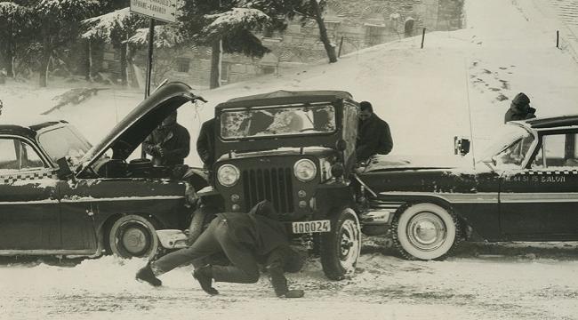 İstanbul'un kışı kitap oldu