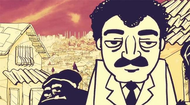Müslüm Gürses'in hayatı animasyona uyarlandı
