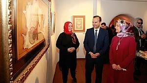 Tezhip ve minyatürde Osmanlı esintileri