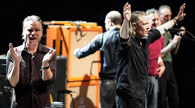 Deneysel rock grubu Swans İstanbul yolcusu