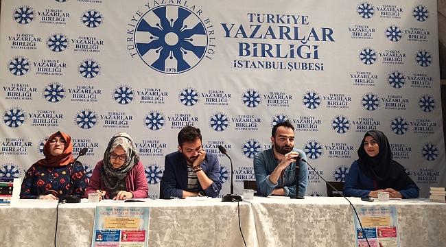 Yedi Tepe Yedi Mekan Genç Edebiyat Festivali Başladı