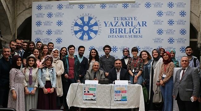 Yedi Tepe Yedi Mekan Genç Edebiyat Festivali, kapanışı Cemil Meriç ile yaptı