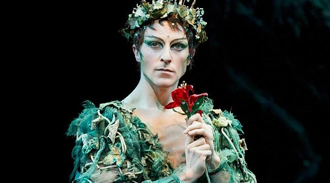 Açık havada Royal Opera House Gösterimi