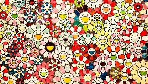 Takashi Murakami'nin sanat eserleri Facebook Messenger'a geldi