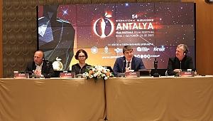 Antalya Film Festivali'nin ulusal yarışma kategorisi kaldırıldı