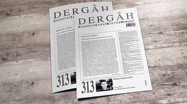 Dergâh dergisinin aralık sayısı çıktı