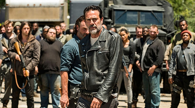 Walking Dead'in 8. sezon tarihi belli oldu