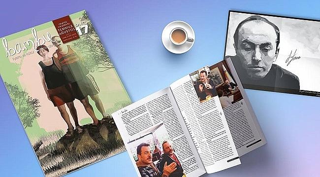 Bambu dergisinin yeni sayısı çıktı