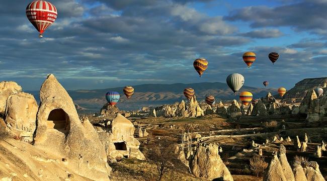 İlk 100'de görülmesi gereken 3 destinasyon Türkiye'de
