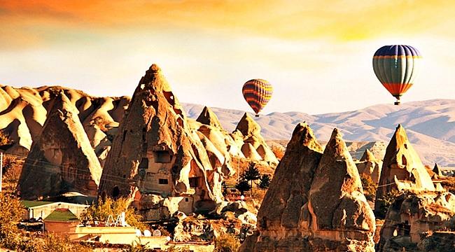 Kapadokya Türkiye'yi dolaşacak