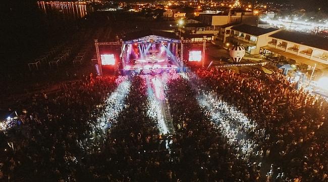 Trakya Fest 35 bin kişiyi ağırladı