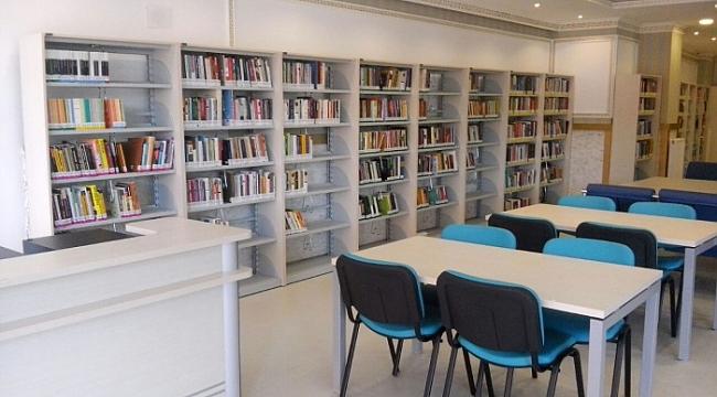 Türkiye'nin kütüphane verileri açıklandı