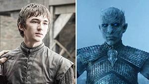 Bran Stark o iddialara cevap  verdi