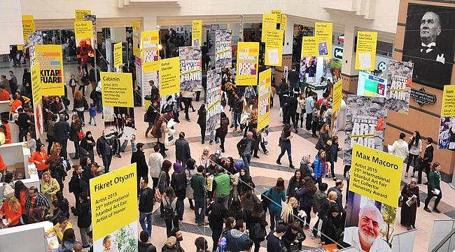 36. Uluslararası İstanbul Kitap Fuarı başladı