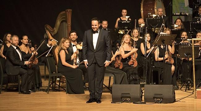 Limak Filarmoni Orkestrası ilk konserini Ankara'da verdi