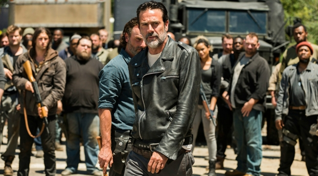 The Walking Dead hayranları Twitter'ı salladı