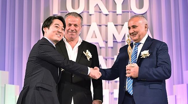 Anne dizisine Tokyo International Drama Festival'inden ödül