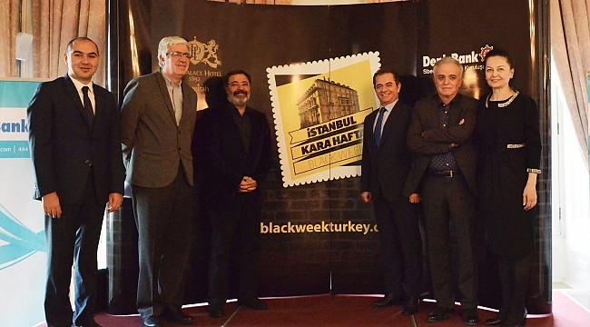 Polisiyenin ustaları 3. Kara Hafta İstanbul Festivali'nde buluşuyor