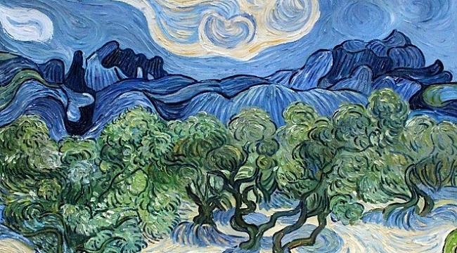 Van Gogh tablosunda 128 yıllık çekirge bulundu
