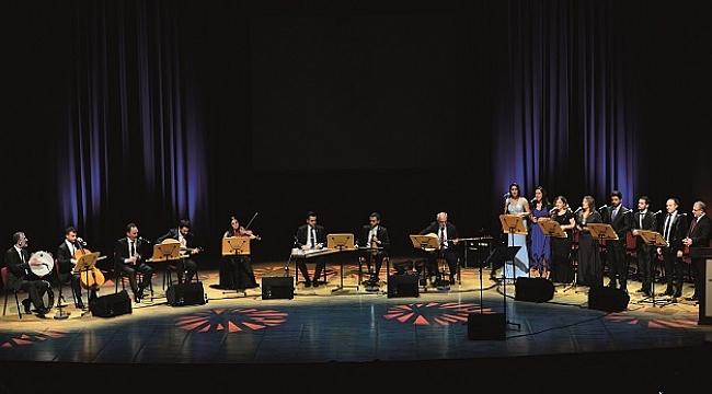 CRR Türk Müziği Topluluğu'ndan Mevlevî bestekârlar konseri
