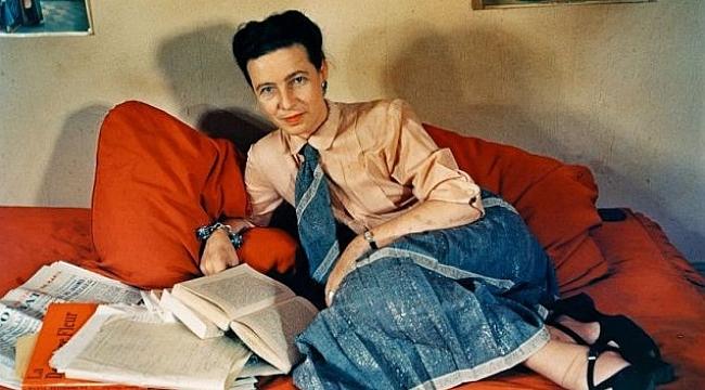 Entelektüel bir yankı: Simone de Beauvoir