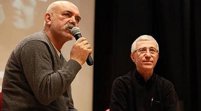 Ercan Kesal, Gezici Festival'de Ankaralı sinemaseverlerle buluştu