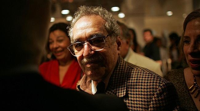 Gabriel Garcia Marquez'in arşivi internette yayımlandı