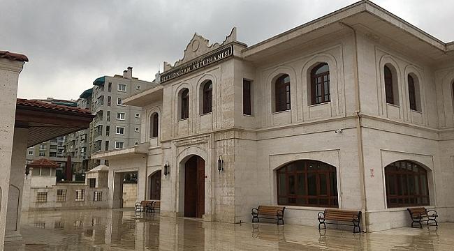 İstanbul'da bir kütüphane daha 24 saat açık olacak