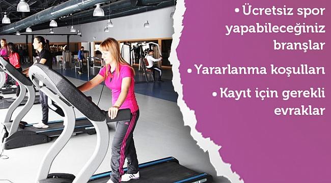 İstanbul'daki ücretsiz spor olanakları ve belediyelerin ücretsiz spor merkezleri