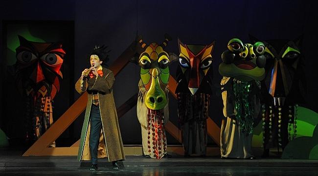 """Türkiye'de ilk defa bir  """"çocuk operası"""" sahneleniyor"""