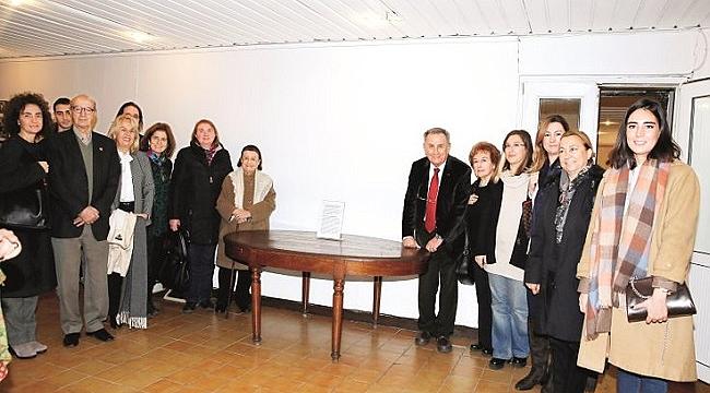 Ahmet Mithat Efendi'nin kayıp masası bulundu