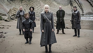 Game of Thrones'un son sezonu 2019'da