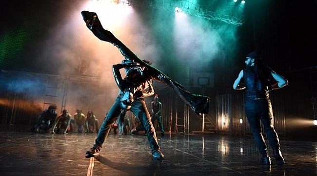 İstanbul Devlet Opera ve Balesi,  Modern Dans Topluluğu'ndan