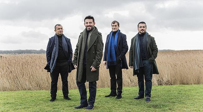 Kate Wakeling: Borusan Quartet'ten olağanüstü bir çıkış