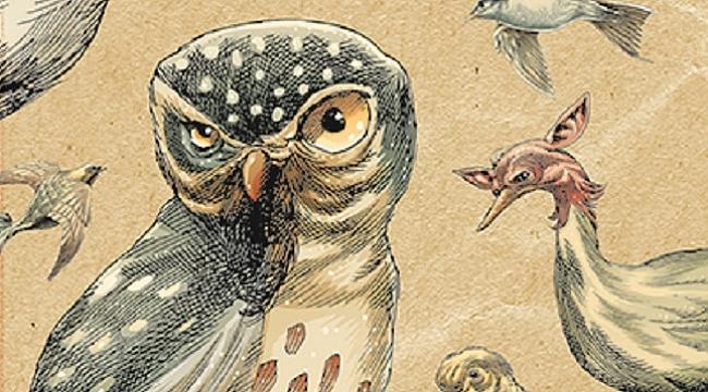 Yeni çıkanlar:  Olmayan Kuşlar Ansiklopedisi